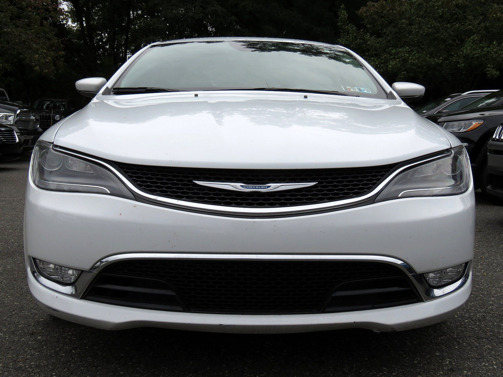 Chrysler 200: List Or Browse Mode