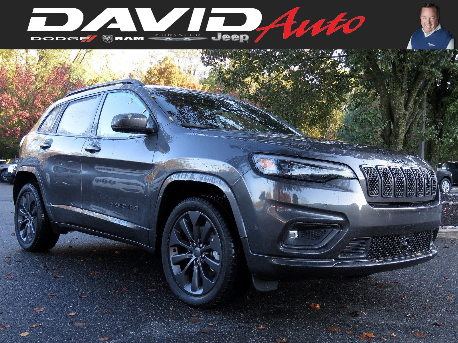 Certified Pre-Owned 2019 Jeep Cherokee High Altitude