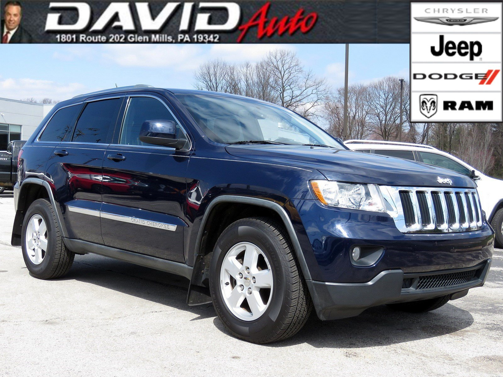 Pre Owned 2012 Jeep Grand Cherokee Laredo Sport Utility in Glen