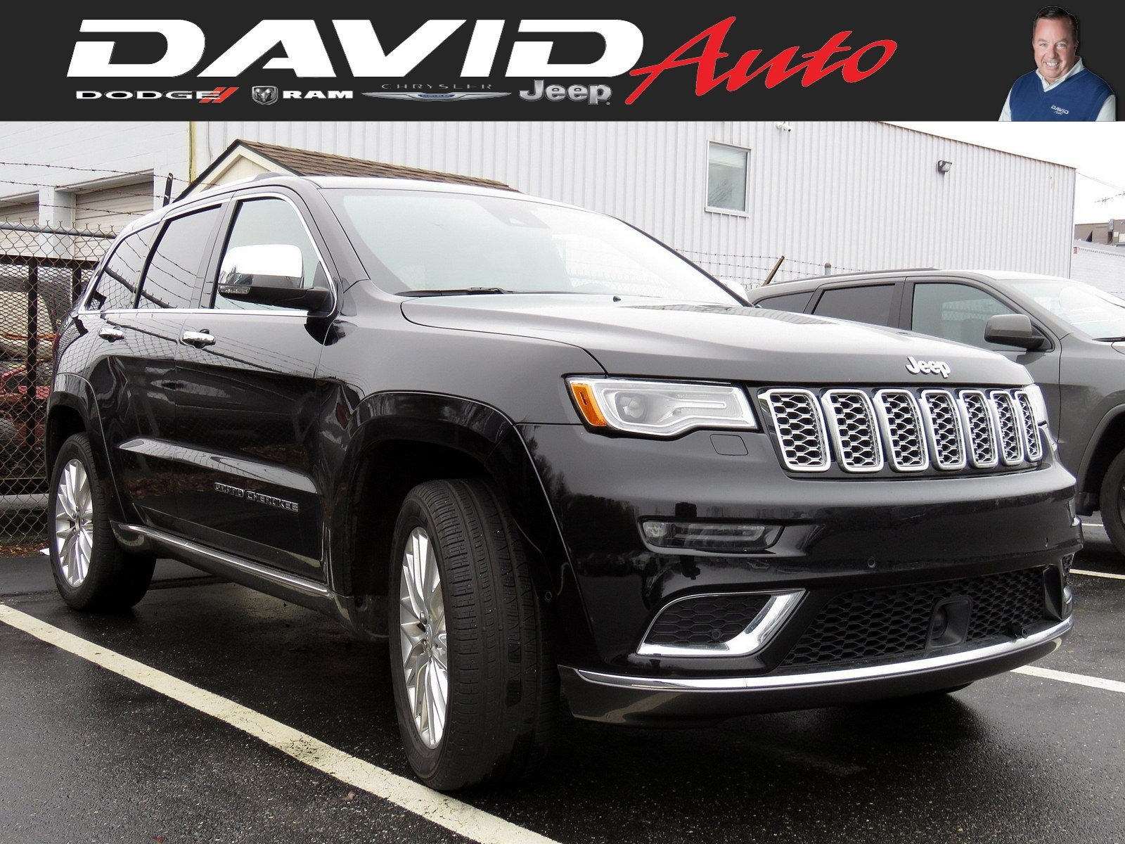 2018 Jeep Grand Cherokee Summit >> Pre Owned 2018 Jeep Grand Cherokee Summit With Navigation 4wd