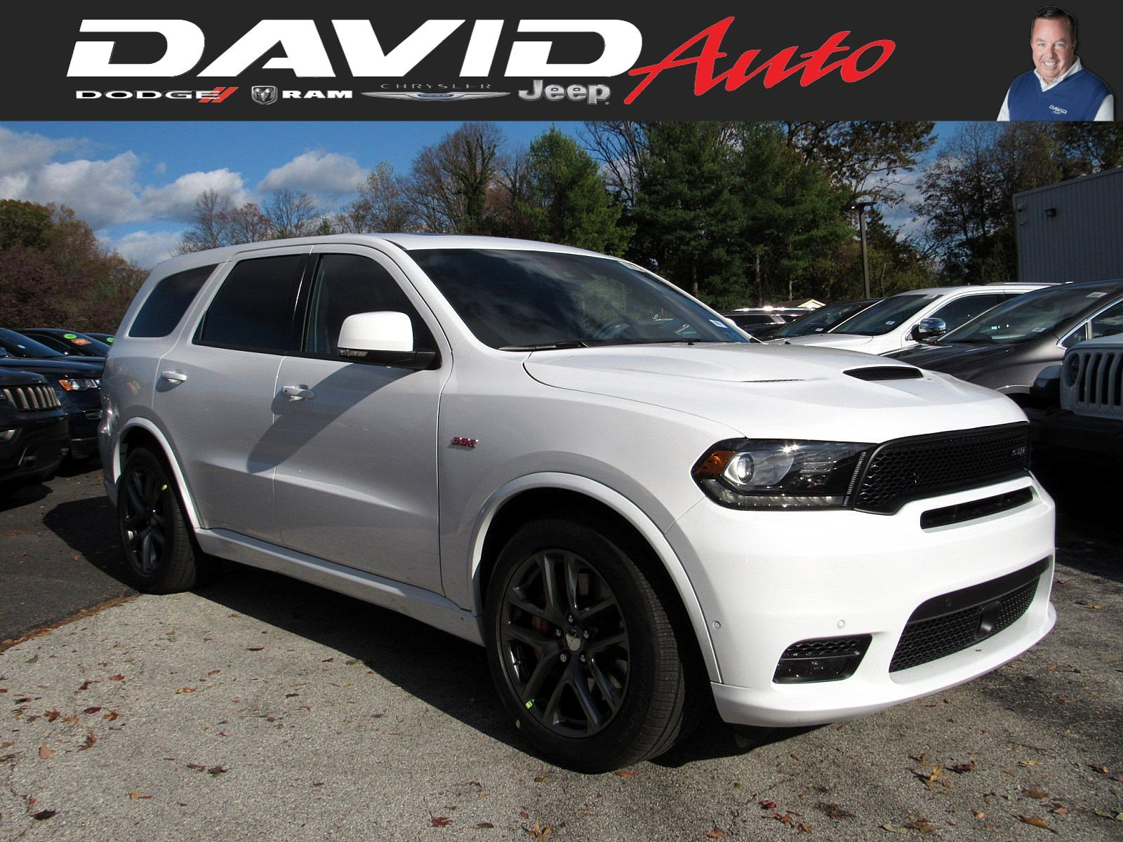 New 2020 Dodge Durango Srt Awd