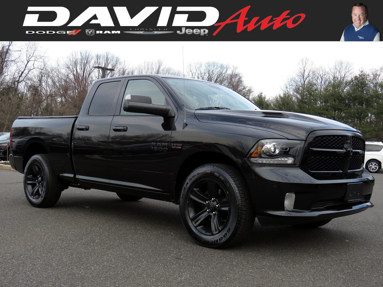 Certified Pre-Owned 2017 Ram 1500 Night