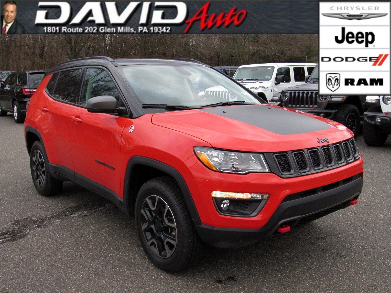 2019 Jeep Compass Trailhawk: Design, Mechanics, Price >> New 2019 Jeep Compass Trailhawk 4x4
