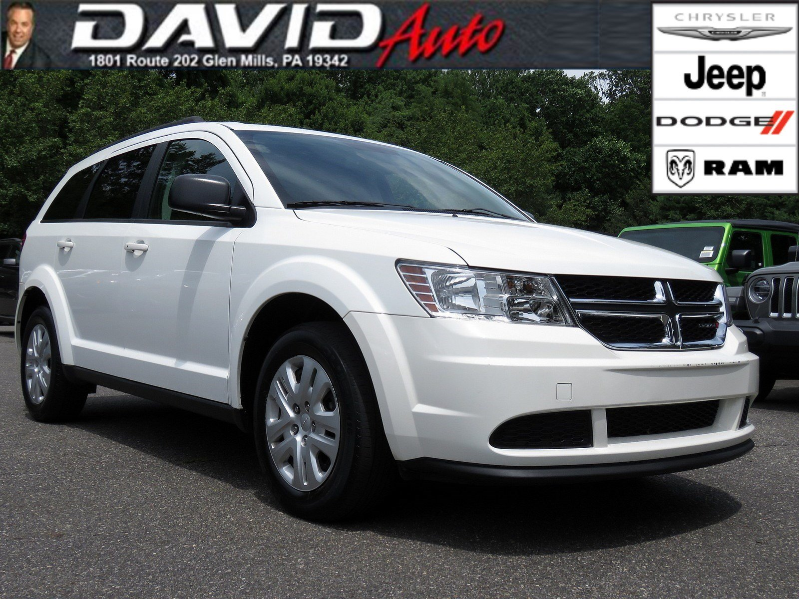2016 Dodge Journey >> Pre Owned 2016 Dodge Journey Se Fwd Sport Utility