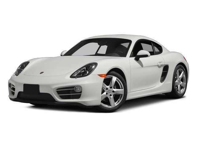 Pre-Owned 2015 Porsche Cayman Base