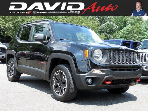 Certified Pre-Owned 2016 Jeep Renegade Trailhawk